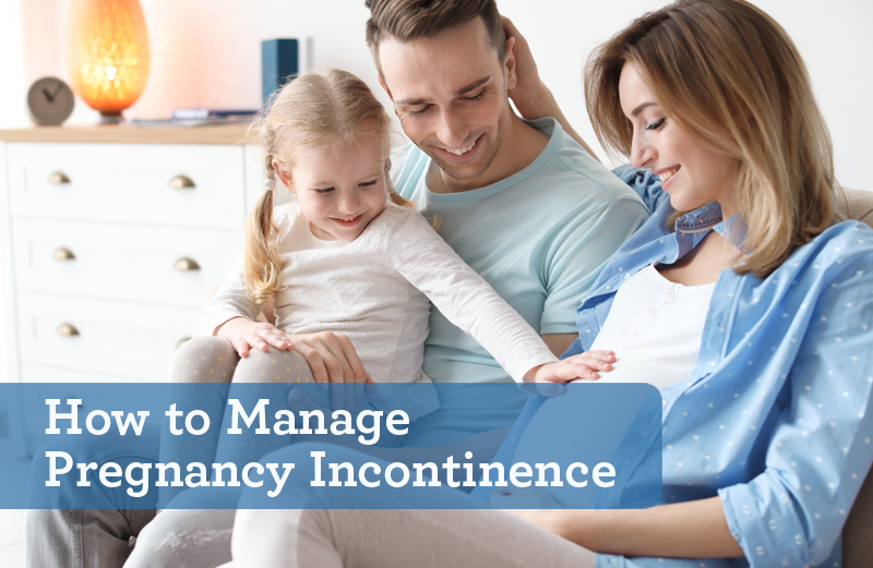 pregnancy incontinence