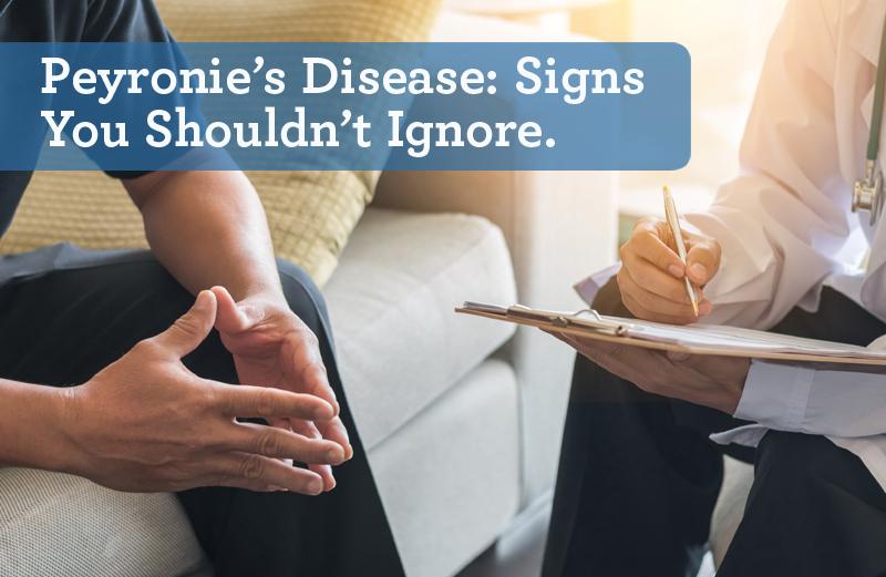 Peyronies Disease