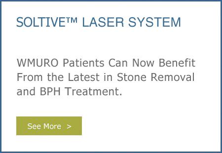 laser kidney stone removal